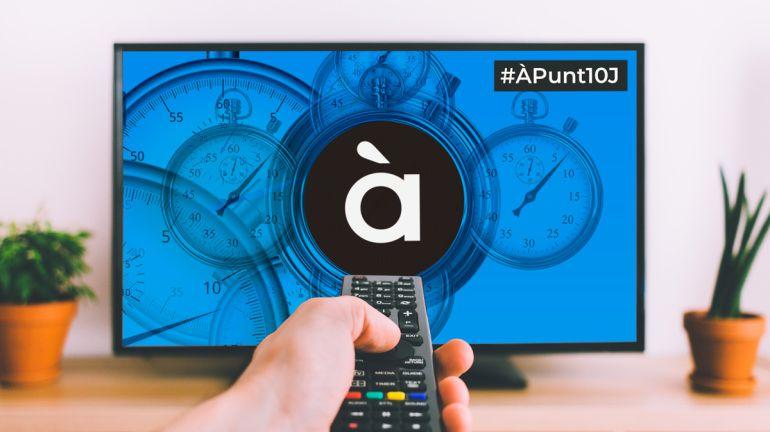 La nueva televisión pública valenciana comenzará emisiones el próximo 10 de junio