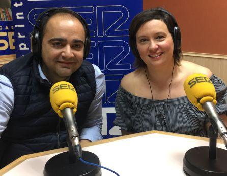 Ana López y José María Calderón son los reponsable de 'Tan agustito'.