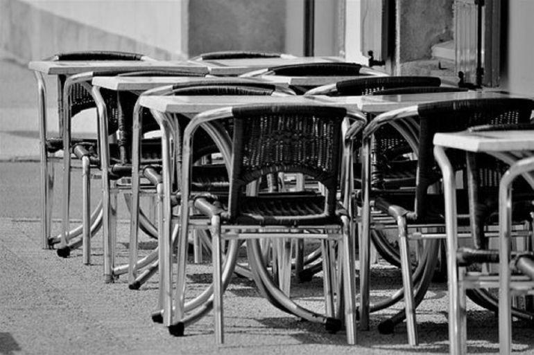 El octavo borrador de la ordenanza de veladores en Aranda tendrá que volver a ser modificada