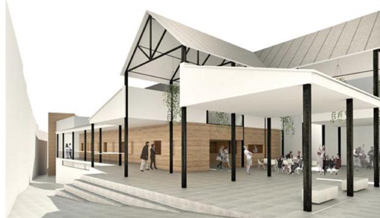 Proyecto Plaza de Abastos de Baza