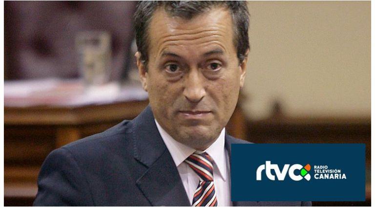 """""""Hay vías para evitar que la Televisión Canaria se vaya a negro y salvaguardar los puestos de trabajo"""": """"Hay vías para evitar que la Televisión Canaria se vaya a negro y salvaguardar los puestos de trabajo"""""""