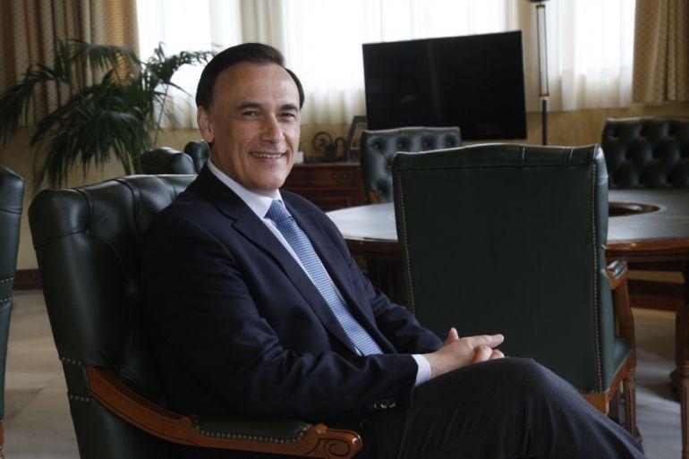 José Carlos Gómez Villamandos (Archivo).
