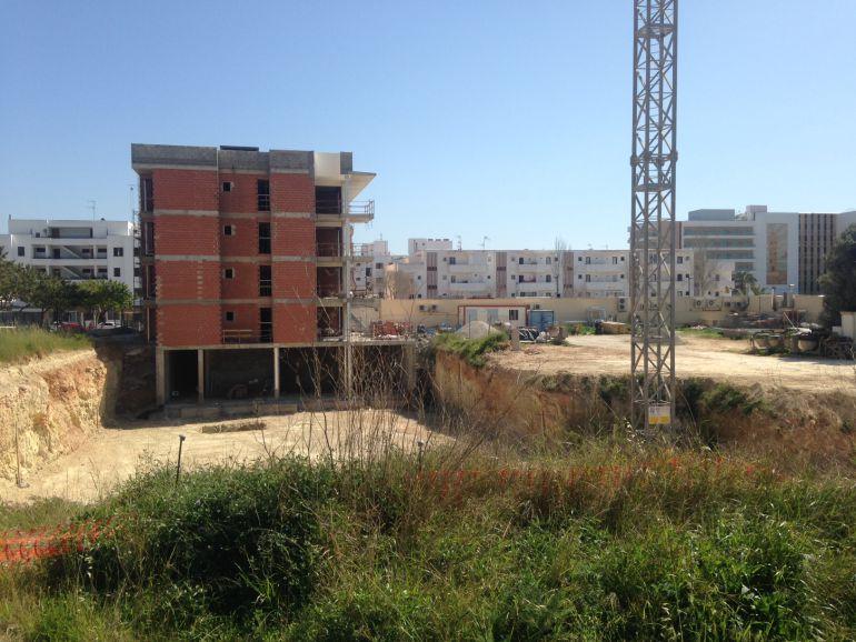 Datos: Bajan un 25% las obras visadas por los arquitectos en las Pitiusas en el primer trimestre