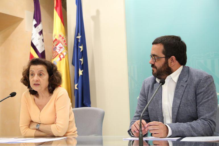 """Santiago: """"El Govern está cohesionado y con ganas de repetir"""""""
