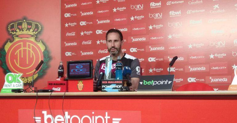"Vicente Moreno: ""La eliminatoria se decidirá en Anduva"""