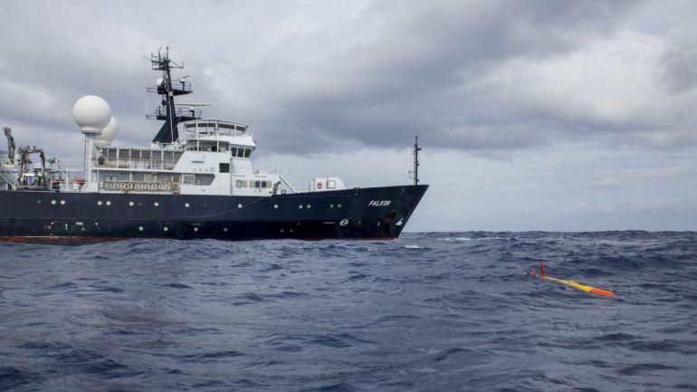 Investigadores de la UPCT se embarcan en un proyecto internacional de exploración oceanográfica con robots