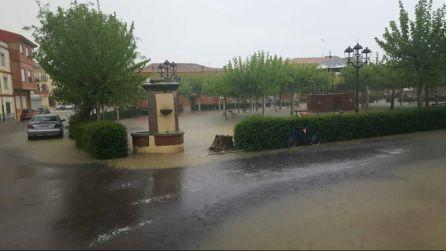 Otra imagen de Villarramiel (Palencia)
