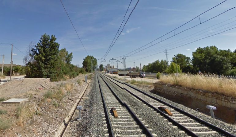 Adif modificará el acceso de la Alta Velocidad a Palencia eliminando una curva y construyendo doble vía