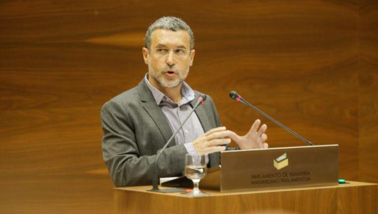 Miguel Laparra, vicepresidente de Derechos Sociales