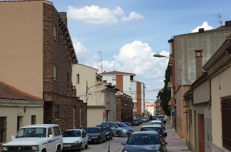 Calle Mora Encantada.