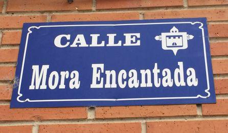 Mora Encantada, una calle de leyenda