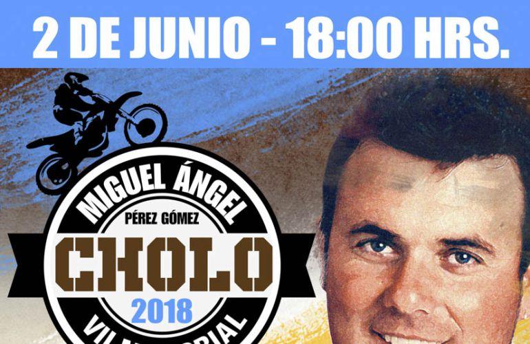 El VII Memorial Miguel Ángel Pérez 'Cholo', el 2 de junio