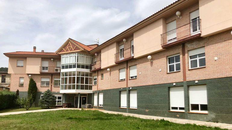 Instalaciones de la Residencia San Andrés de Mombeltrán