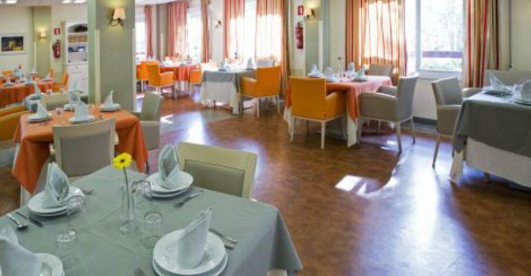 Instalaciones de la Residencia para mayores, ORPEA en La Moraleja