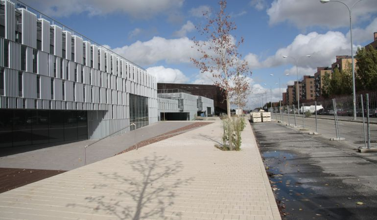 CREAA (Centro de Creación de las Artes de Alcorcón)