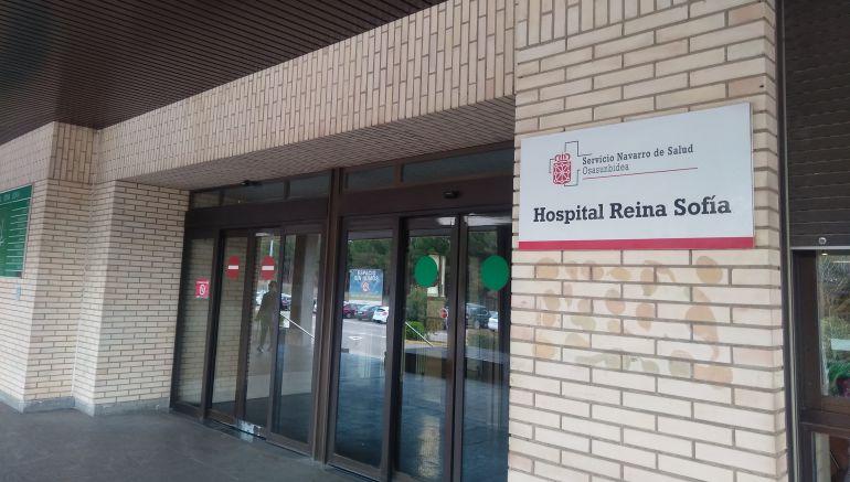 El Hospital Reina Sofía de Tudela