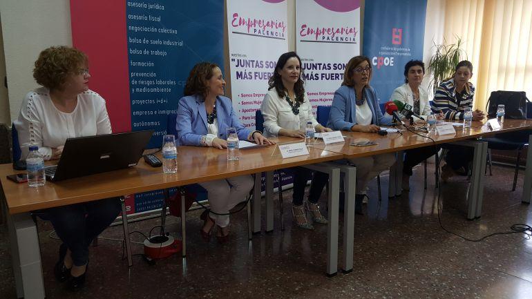 Empresarias Palencia creará un Foro Anual de Mujer y Empresa