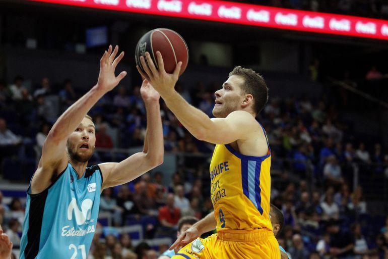 El Gran Canaria se reta ante el campeón de Europa para mantener la quinta plaza