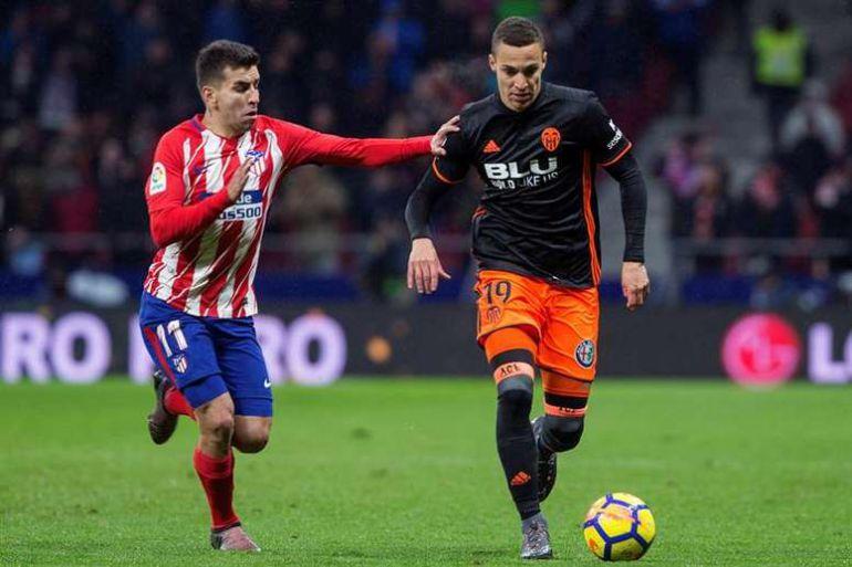 VALENCIA CF: Rodrigo es el favorito del Atleti si acaba marchándose Griezmann