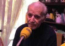 Francisco Rodríguez de 83 años se enfrenta a un desahucio inminente