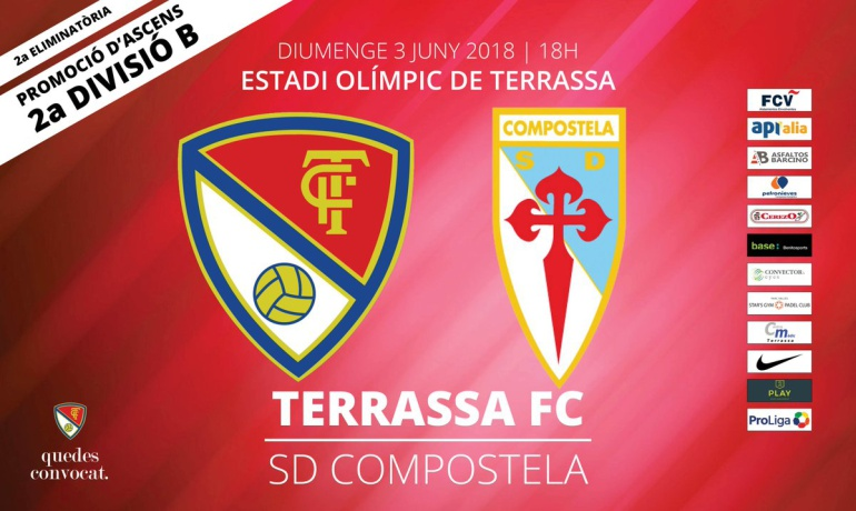 El Terrassa es el nuevo rival para el Compos en la segunda ronda ...