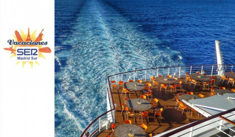 Los oyentes podrán participar en el concurso para conseguir un crucero por el Mediterráneo para dos personas