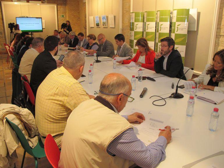 Reunión Consejo Provincial de Turismo