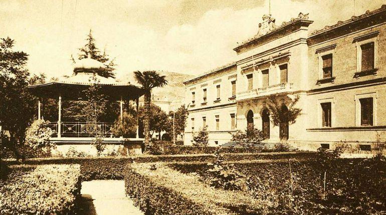 Palacio Provincial de Cuenca.