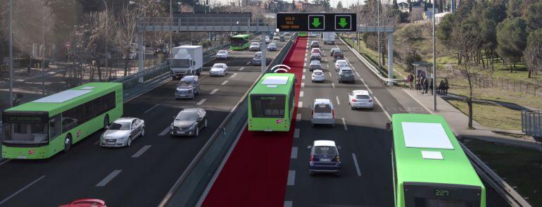 Transporte público: El Bus-VAO se retrasa otro año