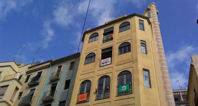 Pisos al centre de Girona.