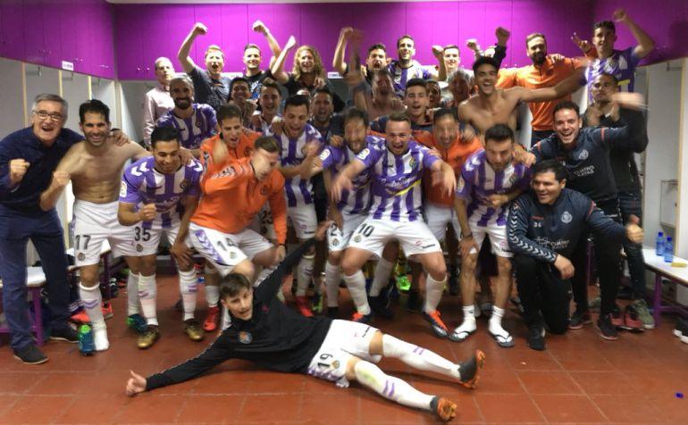El Real Valladolid clasificado para el playoff de ascenso: El Valladolid se impone a Osasuna y firma el quinto puesto para jugar playoff