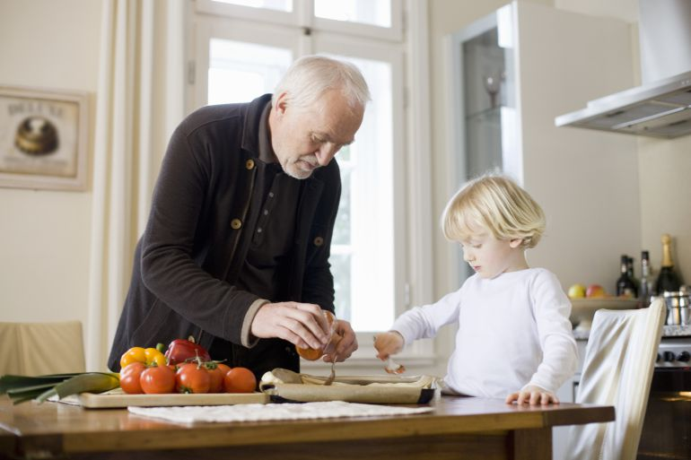 Bienvivir: Abuelos contra la obesidad infantil