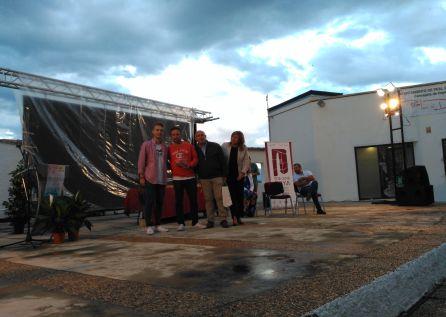 El club de futbol juvenil de Quesada tambien fue reconocido por su brillante palmarés