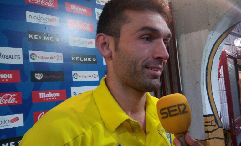 David Barral no seguirá la próxima temporada en el Cädiz CF