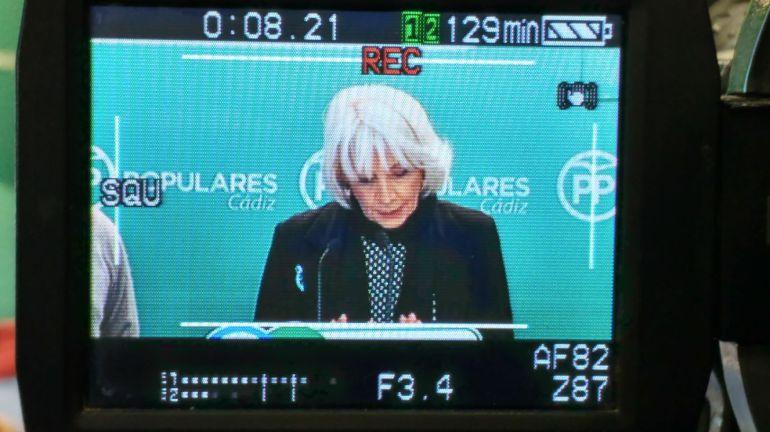 La diputada nacional del PP Teófila Martínez