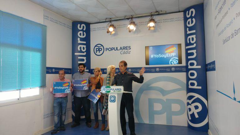 Nueva campaña del PP de Cádiz