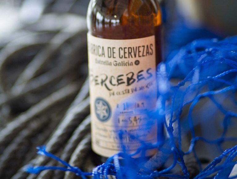 Estrella Galicia saca una edición limitada de cerveza a base de percebes