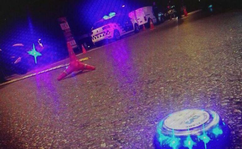 la policia local de salt incorpora informes criminològics en determinats atestats de trànsit: Salt avalua el risc criminal d'infractors de trànsit reincidents