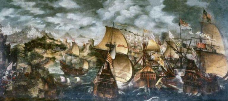 La Armada Invencible.