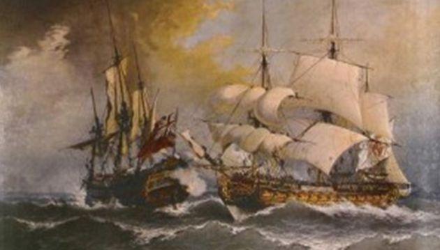 La importancia de la madera de Cuenca para la Real Armada Española