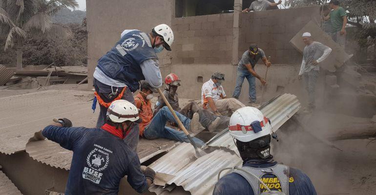 Este jueves parte un equipo de la ONG para colaborar con los afectados en Guatemala