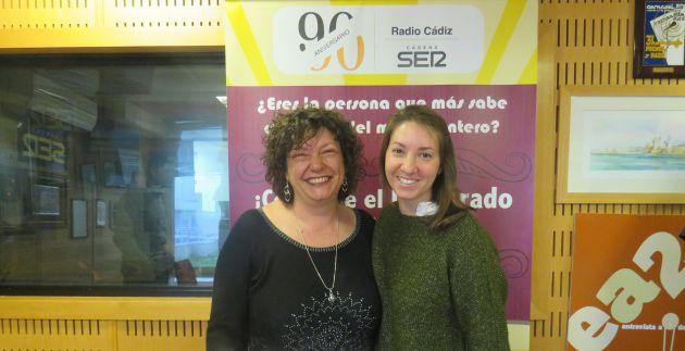 Mariló Maye y Cristina López, en el duelo final de la repesca