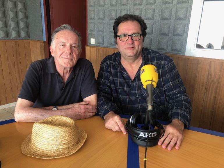 Julio Herranz y Jesús Turel