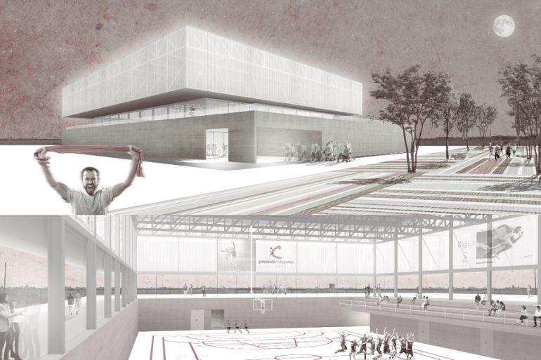 El ayuntamiento de la Rinconada realizará un nuevo pabellón de deportes en la zona norte de San José