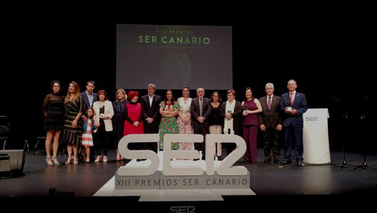 El feminismo marca los XIII premios SER Canario