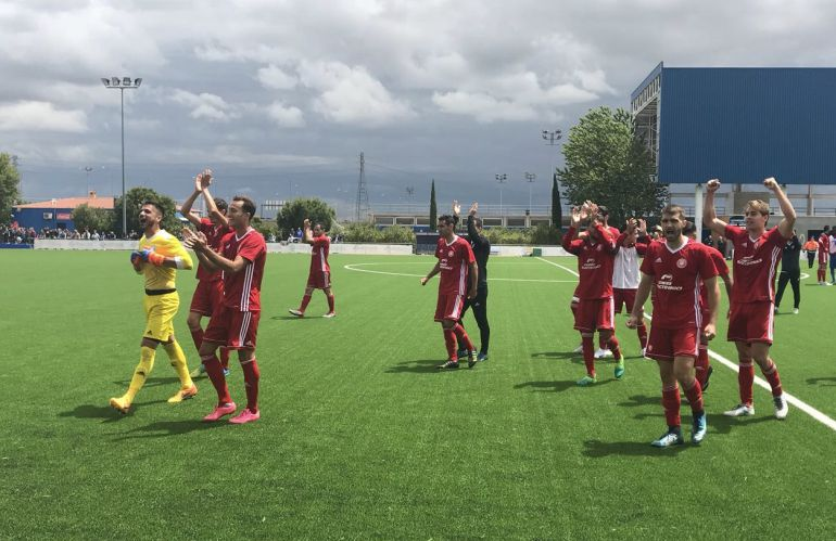 Resultado: 0-1. La UD Ibiza jugará la eliminatoria final de ascenso a Segunda B