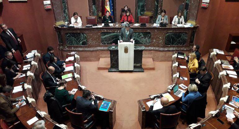 La Asamblea regional afronta esta semana el último Debate del Estado de la región de la legislatura