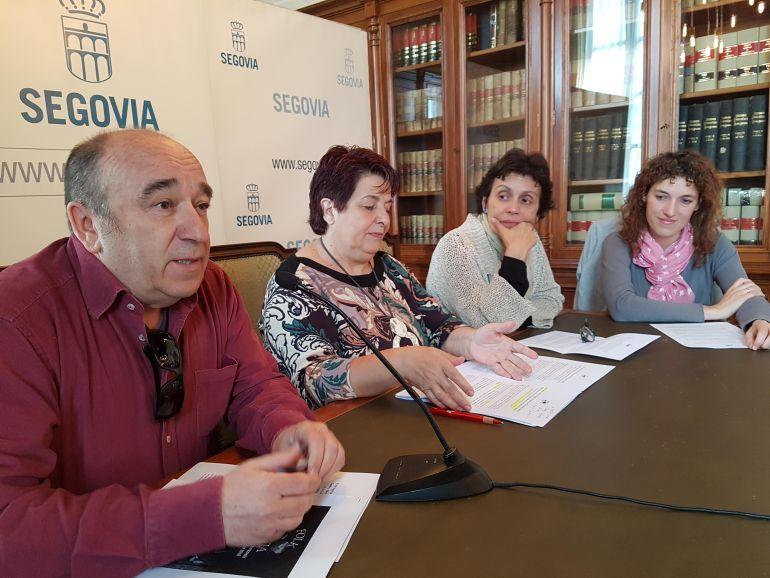Presentacion de Folk Segovia
