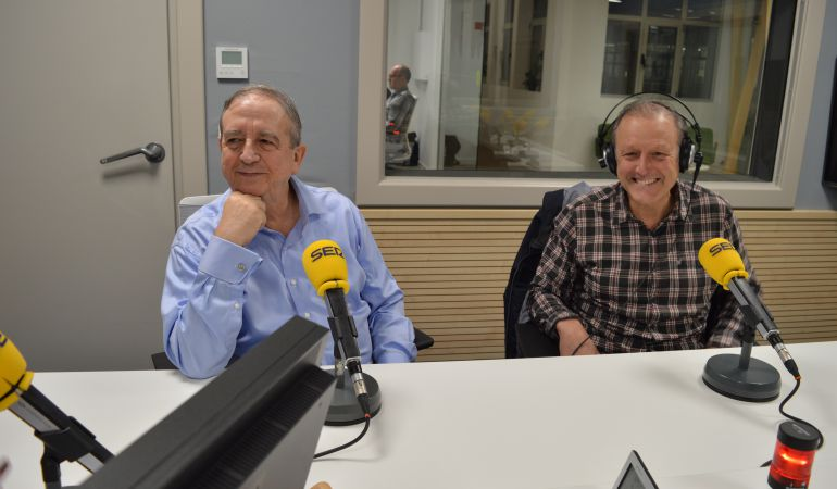 Anasagasti y Uriarte debaten sobre el Senado, el gobierno Sánchez y la cadena de Gure Esku Dago