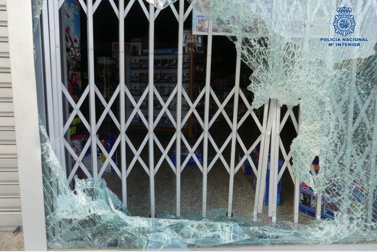 Nuevo golpe policial a las bandas de aluniceros